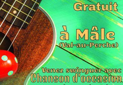Fête de la musique à Mâle le 14 juin
