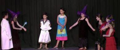Reprise des ateliers théâtre à Val-au-Perche