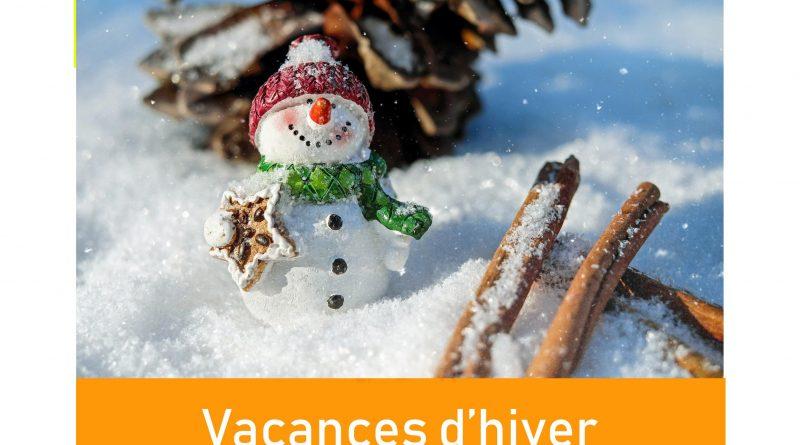 Accueils loisirs : inscriptions pour les vacances d'hiver du 17 au 28 février