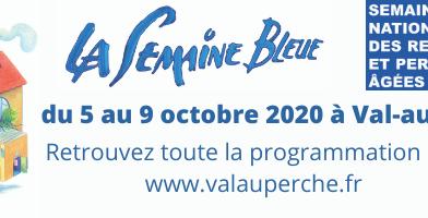 Val-au-Perche organise sa 1ère Semaine Bleue pour les seniors
